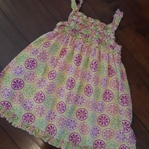 Gymboree ruffles Sundress sz 5T